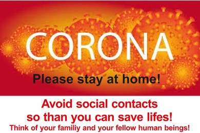 Informations for foreign-language citizens about the Corona-Virus